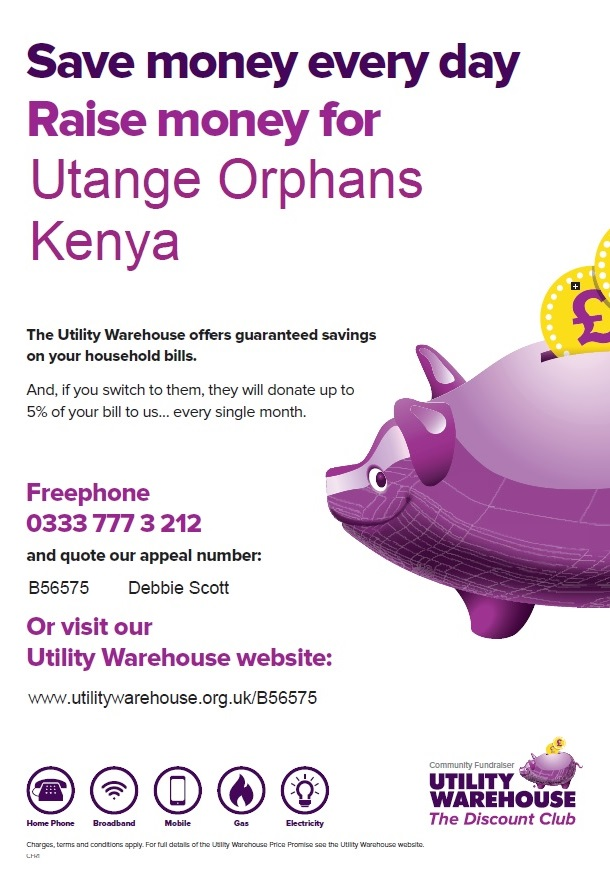 Utility Warehouse poster